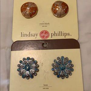 Lindsay Phillips Interchangeable Snaps both togeth
